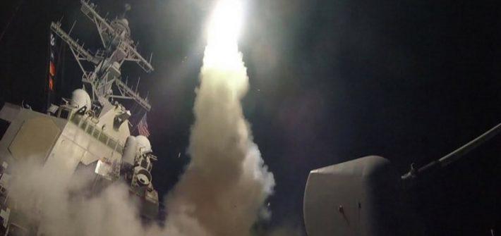 Usa-missili